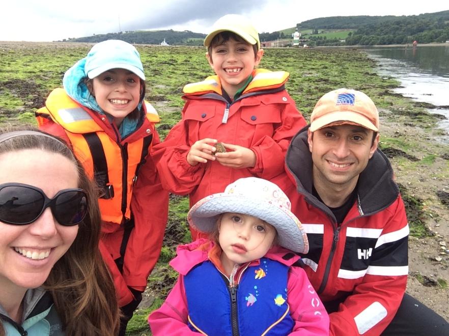 Family Rhu Inlet