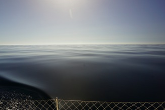 A surprisingly FLAT Bay of Biscay!